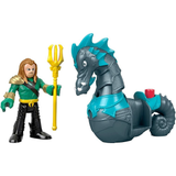 Imaginext Aquaman Sortido Figura básica - FMX71 - MATTEL - playnjoy.shop