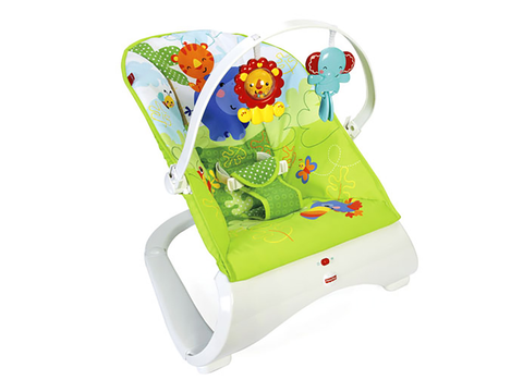 Cadeira Amigos Da Floresta - CKR34 - Fisher Price - playnjoy.shop