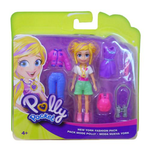 Polly Pocket Conjunto Fashion Pequeno - Gdm01  - Mattel