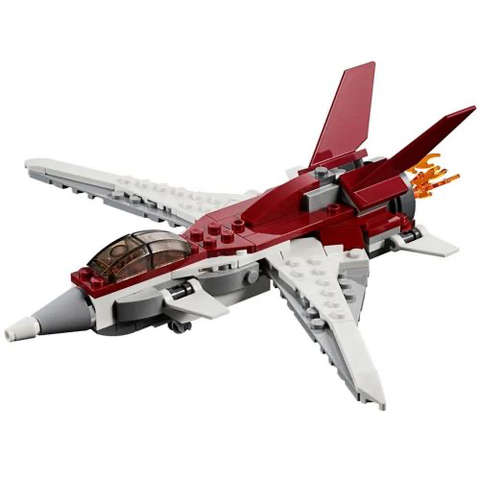 Aviao Futurista - LEGO 31086 - playnjoy.shop