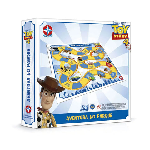 Toy Story 4-aventuras no Parque - Estrela - playnjoy.shop
