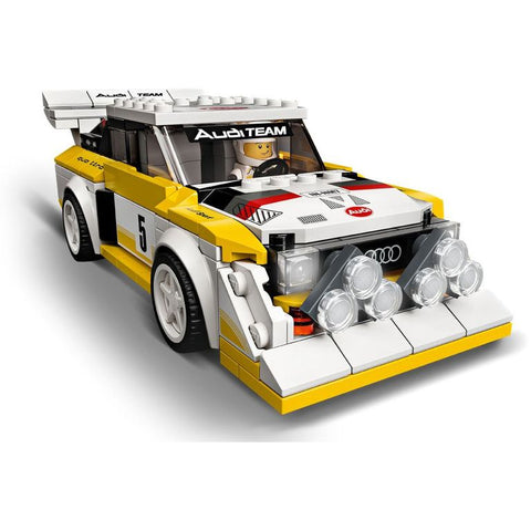 Audi 1985 Sport Quattro S1 Lego 76897 - playnjoy.shop