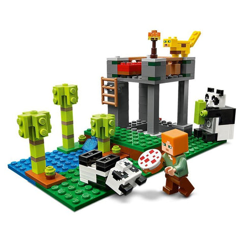A Creche dos Pandas Lego 21158 - playnjoy.shop