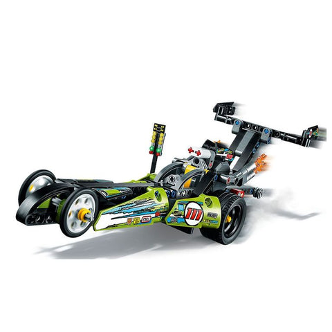 Dragster - 42103 - Lego - playnjoy.shop