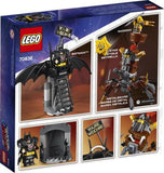 Batman e Barba de Ferro Prontos para Combate - LEGO 70836 - playnjoy.shop