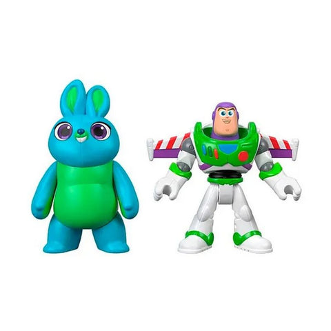 Personagens Básicos Imaginext Toy Story 4 - GBG89 - MATTEL - playnjoy.shop