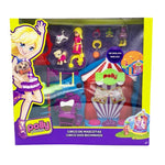 Polly Circo da Polly - Fry95 - Mattel - playnjoy.shop