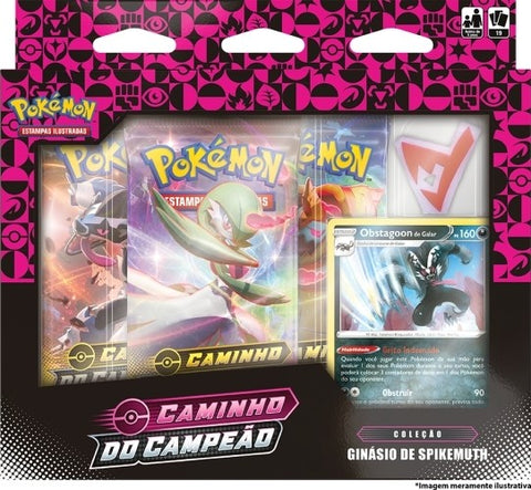 Jgs Carton Pokemon EE3.5 - Box Com Emb Bordado - Copag