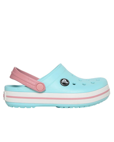 CROCBAND KIDS ICE BLUE/WHITE J2 - TAM 33
