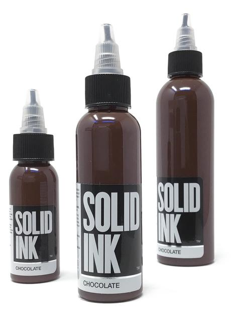 Solid Ink Chocolate - Tattoo Ink - FYT Vegas