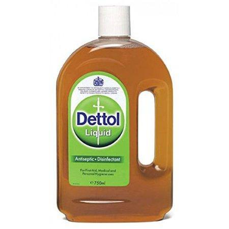 Dettol First Aid Antiseptic Liquid - Station Prep. & Barrier - FYT Vegas