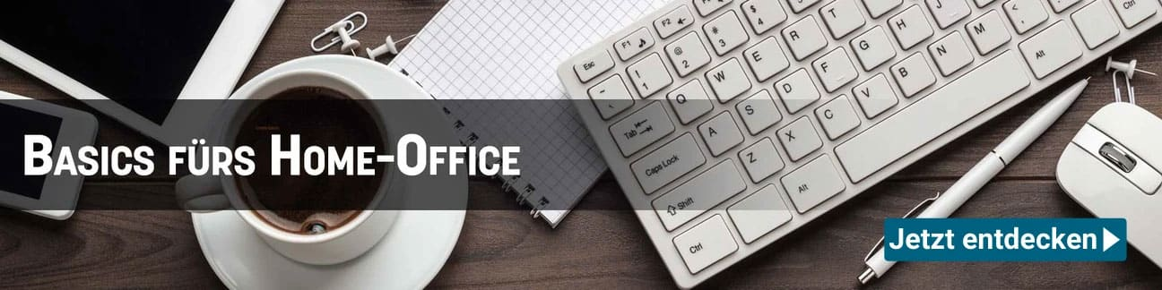 Basics fuers Home Office