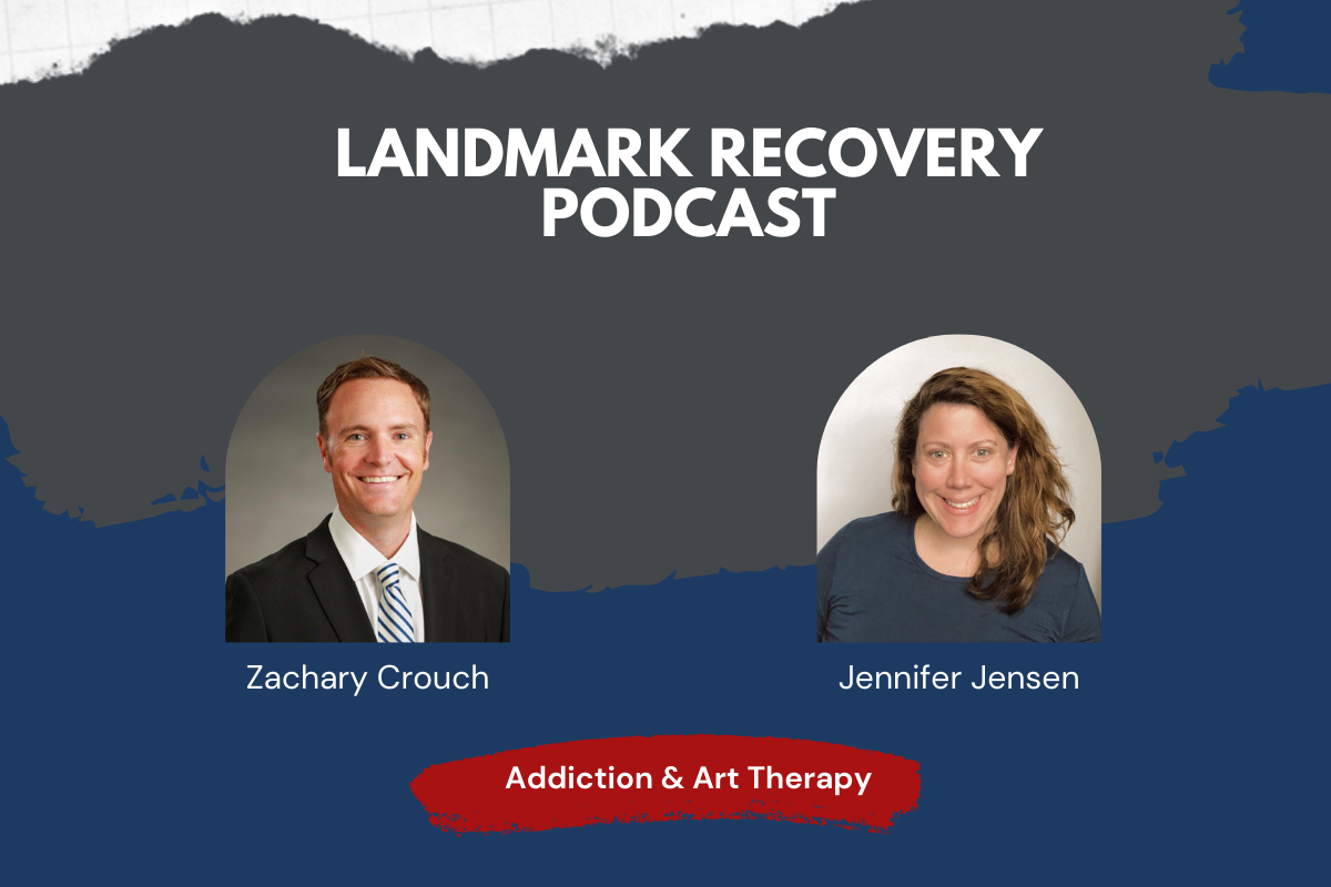 Addiction & Art Therapy Podcast