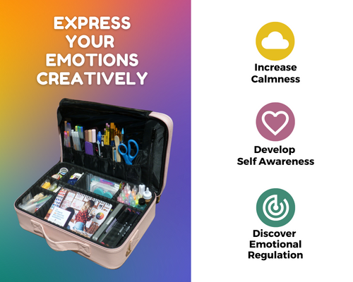 Express Your Emotions Creatively