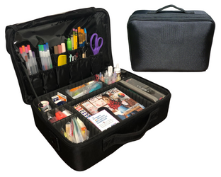 Ultimate Art Therapy Kit - Black Case