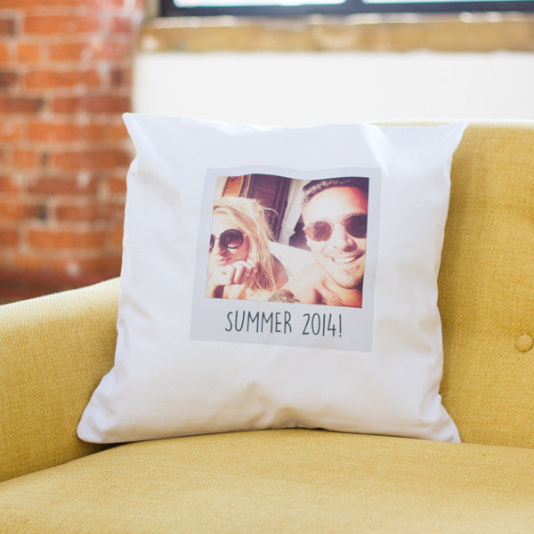 Personalised Photo Cushions - Prints With Feelings  - 1