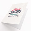 Personalised Christmas Cards Pack | Live Preview - Prints With Feelings  - 6
