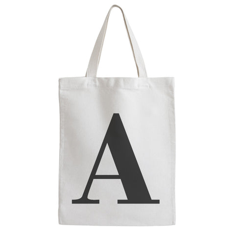 Classic Letter Tote Bag - Prints With Feelings  - 1