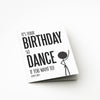 Birthday - 8x Pack Cards - Prints With Feelings  - 1