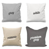 Personalised Family Cushion - Prints With Feelings  - 7