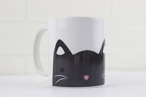 Charlie The Cat Mug - Prints With Feelings  - 2