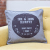 Personalised Family Cushion - Prints With Feelings  - 1