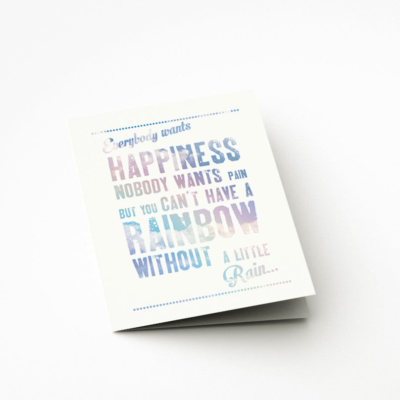 Quotes/Sayings - 12x Pack Cards - Prints With Feelings  - 1