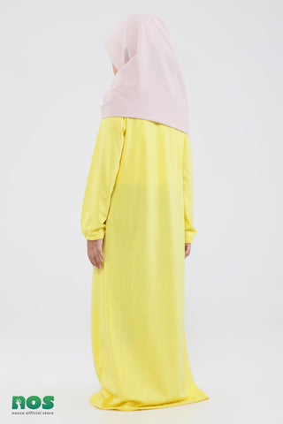 Nussa - Nussa X Hijup - Rarra Menari - Long Dress Anak