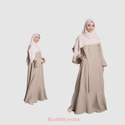 Nussa - X Ria Miranda Umma Dress Set A