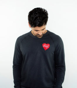PLATEFIT LOVE PULLOVER