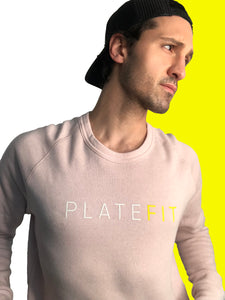 PLATEFIT CREW-NECK PULLOVER
