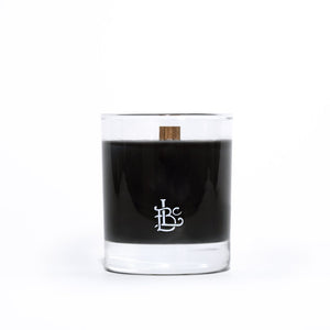 LUCKY BASTARD - THE CABIN CANDLE (Limited Black Edition)