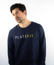 Load image into Gallery viewer, PLATEFIT CREW-NECK PULLOVER