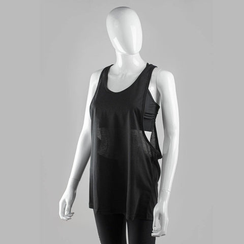 Baudelaire Gym Vest - DISHONOR LONDON