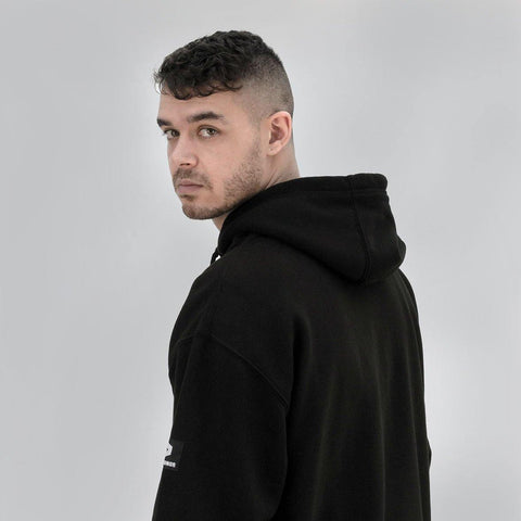 """Greater Than"" Hoodie - DISHONOR LONDON"