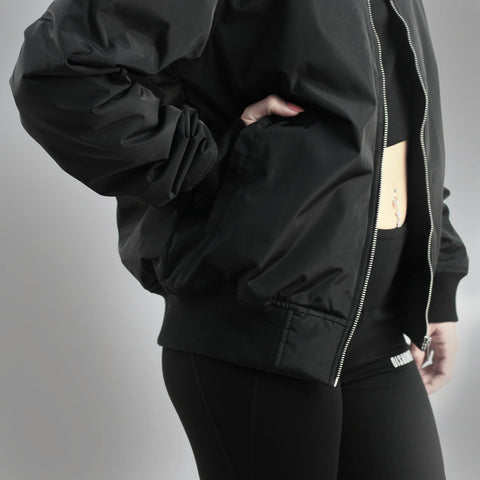 Sarke Bomber Jacket - DISHONOR LONDON