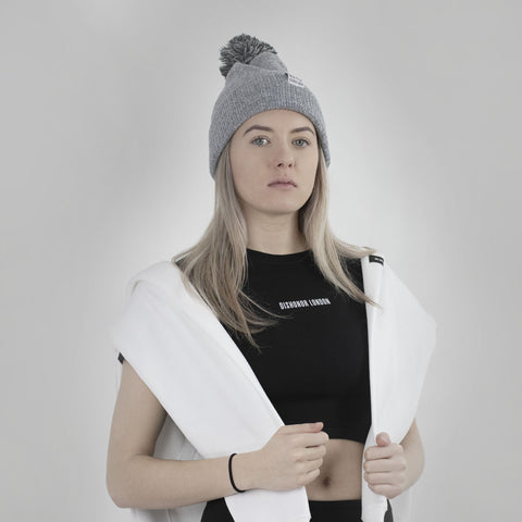 Nelson Bobble Hat - DISHONOR LONDON