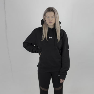 ANGELOU L20 - LADIES  HOODIE - 1 - DISHONOR LONDON