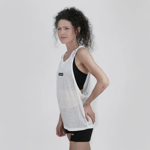 Auel Gym Vest - DISHONOR LONDON