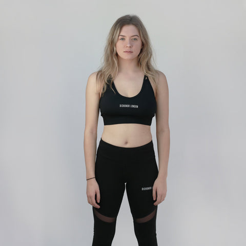 Harper Crop Top - DISHONOR LONDON