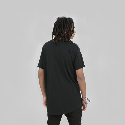 Greater Than Longline T-shirt - DISHONOR LONDON