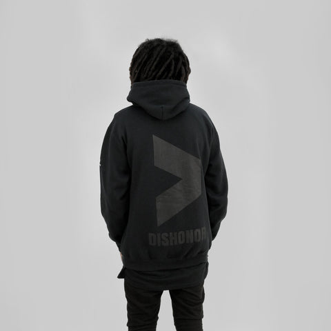 Diadem Classic Hoodie - DISHONOR LONDON