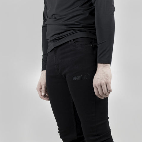 TARUS M19 - SKINNY JEANS - DISHONOR LONDON