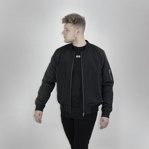 Cutter Bomber Jacket - DISHONOR LONDON