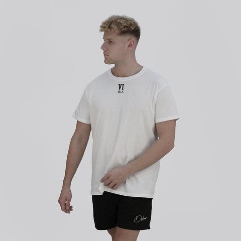 VI Heavyweight T-shirt - DISHONOR LONDON
