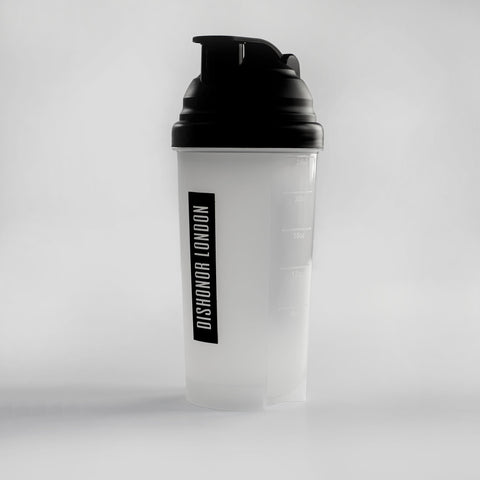 Samurai Shaker Bottle - DISHONOR LONDON