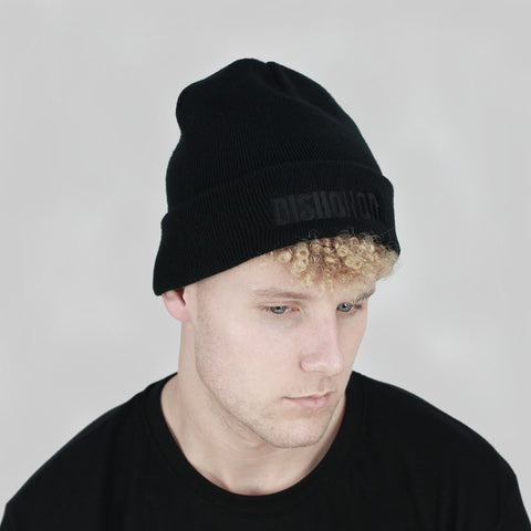 Coma Beanie Hat - DISHONOR LONDON
