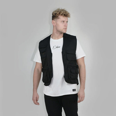 Vienna Utility Vest - DISHONOR LONDON