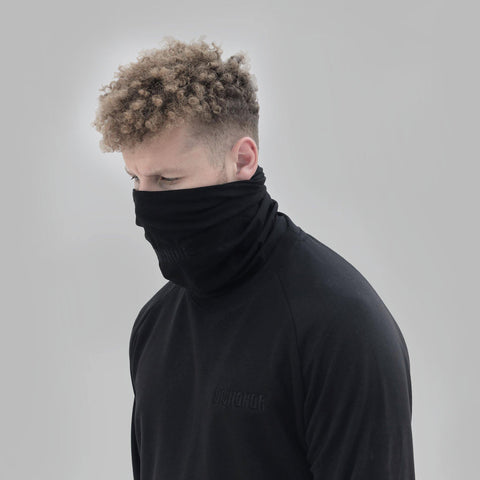 Kennedy Morf Scarf Mask - DISHONOR LONDON