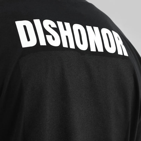 Libertas M19 Longline T-shirt - DISHONOR LONDON